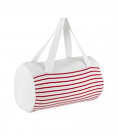 SOL'S Sunset Striped Jersey Duffle Bag
