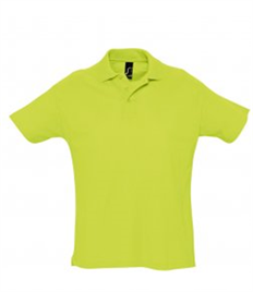 SOL'S Summer II Cotton Piqué Polo Shirt