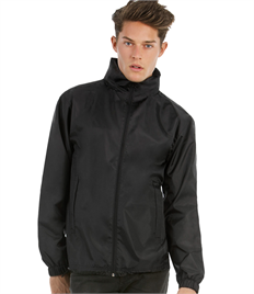 B&C ID.601 Men's Midseason Windbreaker