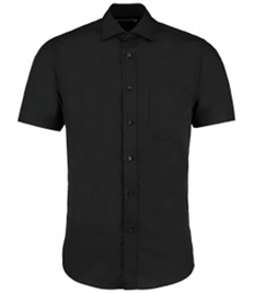 Kustom Kit Premium Short Sleeve Classic Fit Non-Iron Shirt