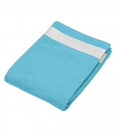 Kariban Velour Beach Towel