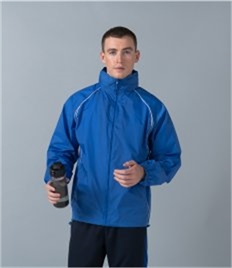 Finden and Hales Lightweight Showerproof Training Jacket