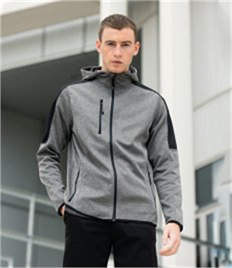 Finden and Hales Active Soft Shell Jacket