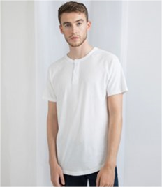 Superstar by Mantis Organic Henley T-Shirt