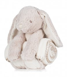 Mumbles Rabbit and Blanket Set