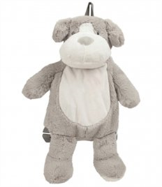 Mumbles Zippie Dog Backpack