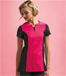 Premier Ladies Peony Short Sleeve Tunic