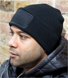 Result Double Knit Printers Beanie