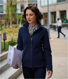 Regatta Parkline Ladies Mini Stripe Micro Fleece Jacket