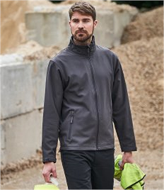 PRO RTX Pro Two Layer Soft Shell Jacket