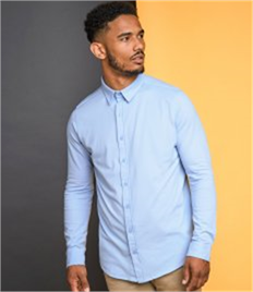 So Denim Oscar Knitted Long Sleeve Shirt