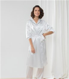 Towel City Ladies Satin Robe