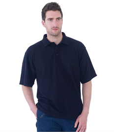 Ultimate Clothing 50/50 Pique Polo