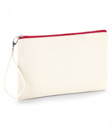 Westford Mill Canvas Wristlet Pouch