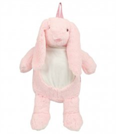 Mumbles Zippy Rabbit Backpack
