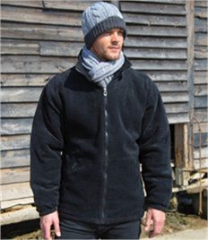 Result Core Polartherm™ Quilted Winter Fleece Jacket