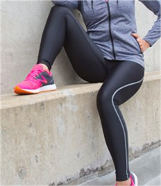 Spiro Ladies Bodyfit Base Layer Leggings